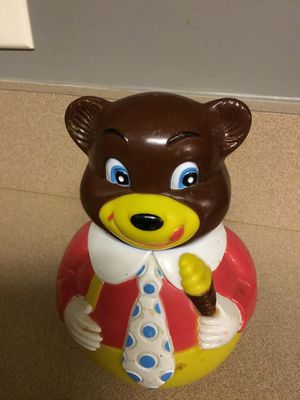 1970's Collectible Swaying Bear Rattle Toy for Sale in Goodlettsville, TN