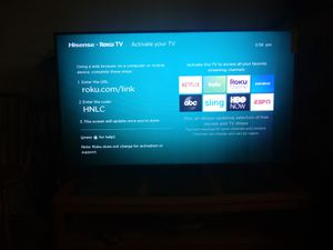 65 inch smart 4k roku 2019 TV for Sale in Flint, MI