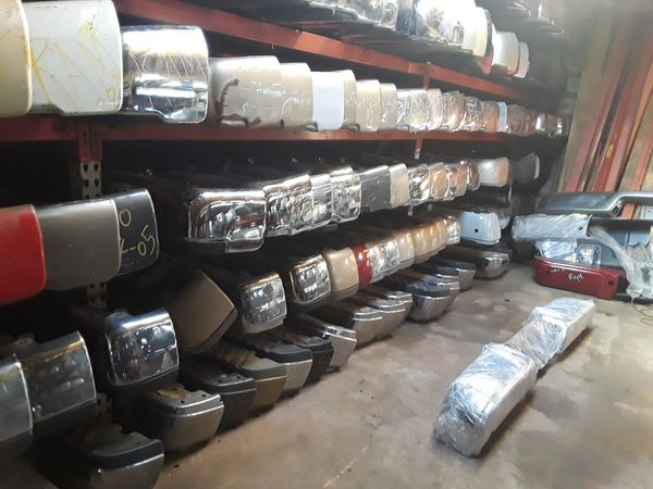 Auto body parts and shipping