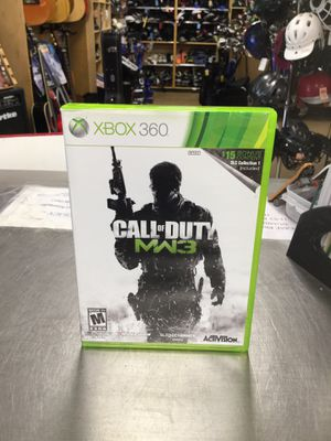 Xbox 360 Call of Duty MW3 Game for Sale in Matawan, NJ