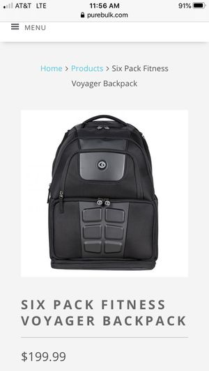 Elite Voyager Six Pack Backpack for Sale in Georgetown, TX