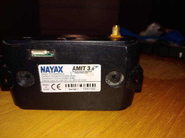 Nayax Amit 3.0 Remote Secure Terminal Vending Machine Credit Card Reader Modem