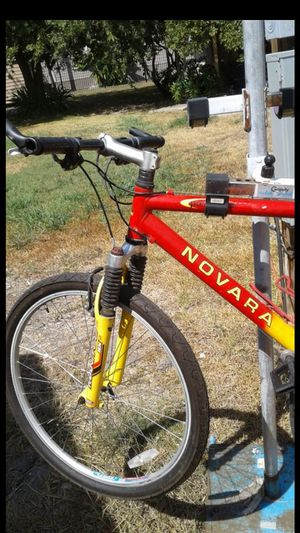 "NOVARA MOUNTAIN BIKE..in good conditions .26"" new tires.. 27 speeds..size freme 20"" for Sale in Austin, TX"