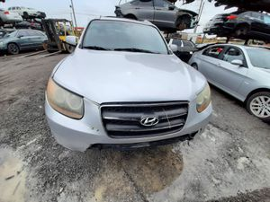 Hyundai santafe 2008 only parts for Sale in Hialeah, FL