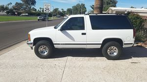 92 CHEVY BLAZER for Sale in Chandler, AZ