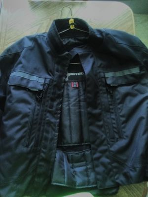 First gear motorcycle jacket for Sale in Canyon Lake, TX