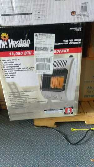 There is new heating 4 per $ 110 for Sale in Coon Rapids, MN