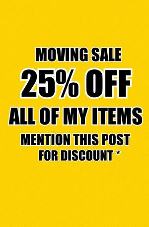 MOVING LOOK AT ALL MY OFFERS for Sale in Mesa, AZ