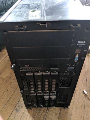 Dell PowerEdge 2800 Server for Sale in Millington, MI