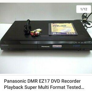 PANASONIC DVD RECORDER for Sale in Queen Creek, AZ