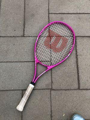 Wilson tennis racket for Sale in Los Angeles, CA