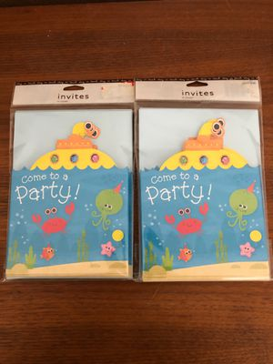 Pool Party Invites for Sale in Norco, CA
