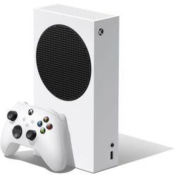Microsoft - Xbox Series S 512 GB All-Digital Console (Disc-free Gaming) - White for Sale in Rancho Santa Margarita, CA