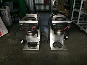 Curtis coffee brewer with warmers. Model ALP 3gt63A018 for Sale in Hampstead, NH