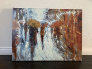 """Canvas Painting 40""""x30"""" excellent condition for Sale in San Diego, CA"""