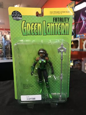 Green Lantern Fatality action figure for Sale in Vancouver, WA