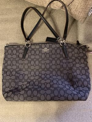 Authentic Coach Purse for Sale in Puyallup, WA