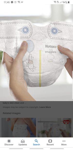 Huggies Newborn Diapers for Sale in Houston, TX