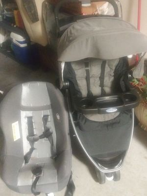 Car seat and stroller FOR SALE for Sale in Odessa, FL