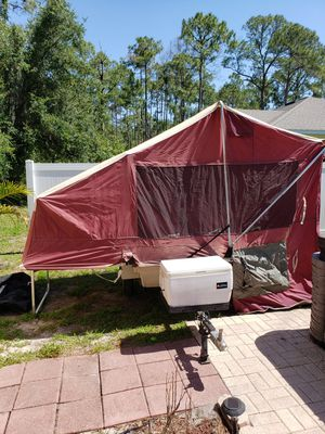BUNKHOUSE camper,motorcycle for Sale in Venice, FL