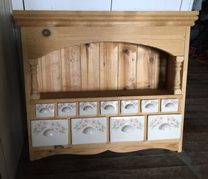 Farmhouse Style Wall Shelf for Sale in Copperas Cove, TX