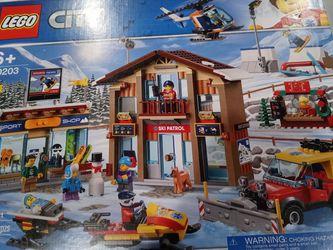 Lego City Ski Resort Construction Kit (60203) Building Kit 806 Pcs for Sale in Katy,  TX
