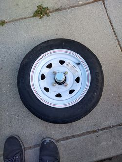 Trailer Spare Tire for Sale in Los Angeles,  CA