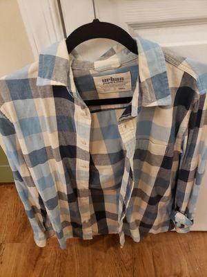 Urban Pipeline Light Blue and White Plaid Shirt for Sale in Alexandria, VA