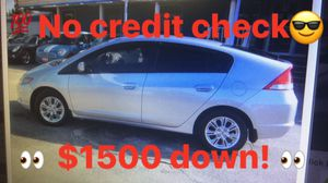 2010 Honda Insight>>>LOW DOWN!!! for Sale in Houston, TX