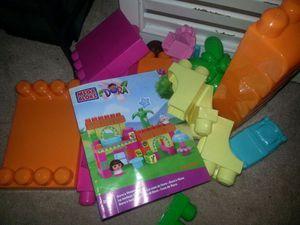 Dora mega blocks for Sale in Tacoma, WA