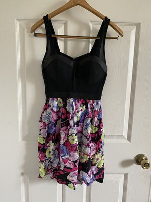 Material girl - floral dress for Sale in Orlando, FL