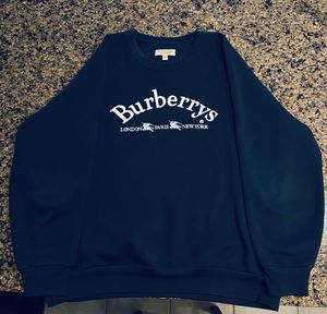 Burberry Embroidered Sweater for Sale in Lisle, IL