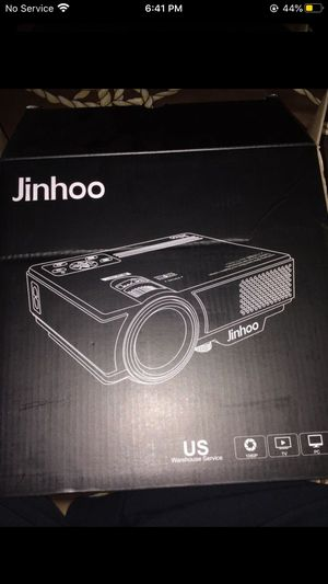 Jinhoo projector for Sale in Anaheim, CA