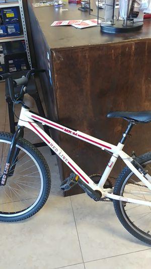 Red line vintage BMX bike GREAT CONDITION ORIGINAL PARTS for Sale in Miramar, FL