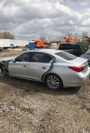 Selling parts for a Infiniti Q50 STK#1169 for Sale in Detroit, MI