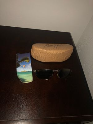 MAUI JIM POLARIZEDPLUS SUNGLASSES for Sale in Lakewood, CO