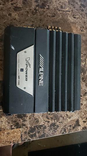Alpine amplifier for Sale in Denver, CO