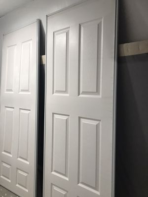 Closet slide door 30 inches by 2 wide—78 inches tall for Sale in San Diego, CA