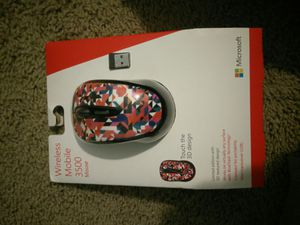 Microsoft mouse wireless 3500 brand new for Sale in South Salt Lake, UT