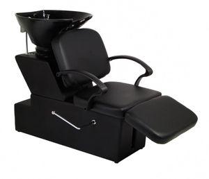 U-MAX Salon Shampoo Sink Backwash Chair with footrest for Sale in Tamarac, FL