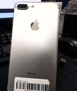 Factory unlocked iPhone 7 plus for Sale in Las Vegas, NV