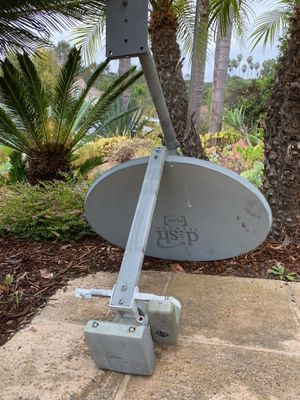 Dish Network Plus Satellite Antenna for Sale in San Diego, CA
