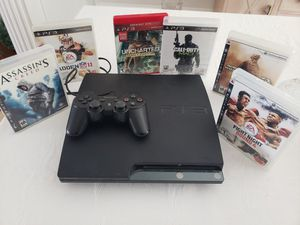 PLAY STATION 3 SLIM for Sale in Washington Township, NJ