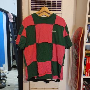 Supreme Patchwork Green And Pink for Sale in Chicago, IL