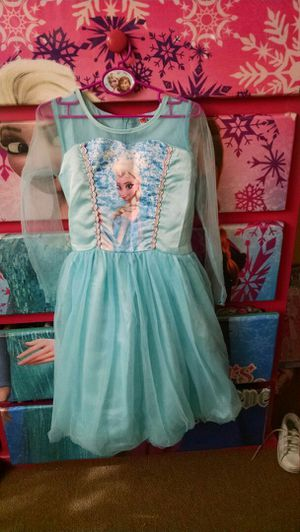 Frozen elsa dress for Sale in Los Angeles, CA