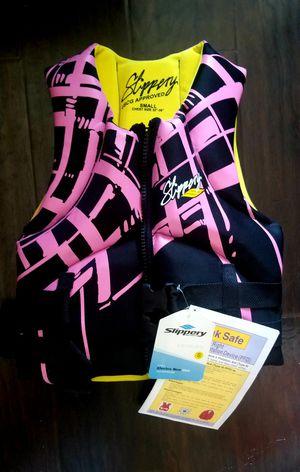 NWT Slippery Women's Neoprene Life Vest / Flotation Vest / PFD for Sale in Long Beach, CA
