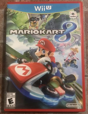 Mario Kart 8 (Nintendo Wii U) for Sale in Reading, PA