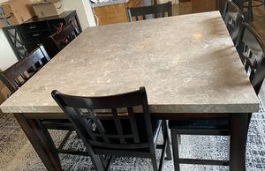 Dining table and 6 chairs for Sale in Beaverton, OR