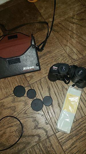Nikon Binoculars 7x35 9.3 Wide Field with Original Nikon Case for Sale in Queens, NY