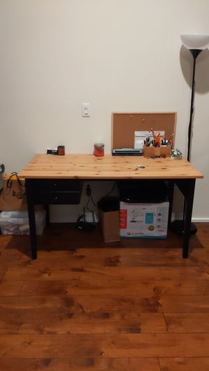 IKEA ARKELSTORP Computer Desk table with drawers for Sale in San Francisco, CA